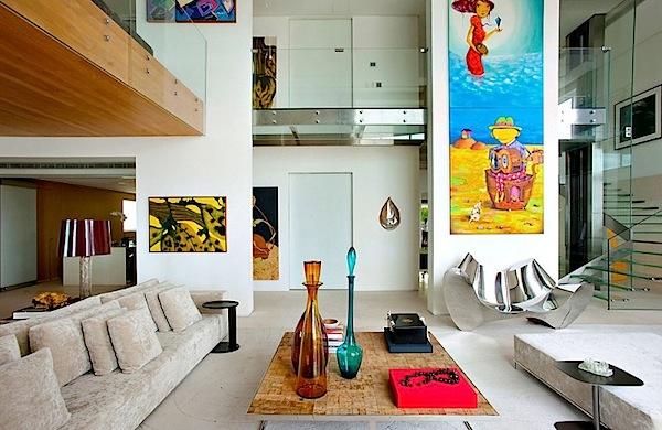 Konsep interior kontemporer streamline3d for Remodelacion de apartamentos pequenos